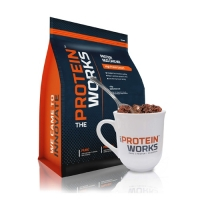The Protein Works Protein Mug Cake Mix (500g) (75% OFF - short exp. date)