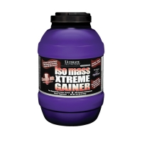 Ultimate Nutrition Iso Mass Xtreme Gainer (10lbs) (50% OFF - short exp. date)