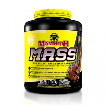 Interactive Nutrition Mammoth Mass (5lbs)