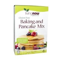 Now Foods Gluten Free Baking and Pancake Mix (482g) (25% OFF - short exp. date)