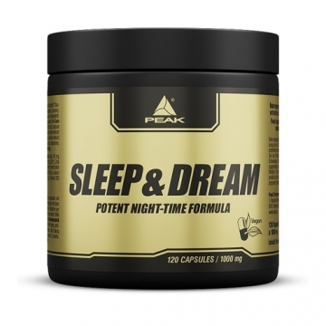 Peak Sleep & Dream (120)