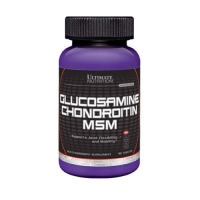 Ultimate Nutrition Glucosamine & Chondroitin & MSM (90)