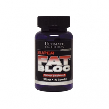 Ultimate Nutrition Super Fat Bloc (60Caps)