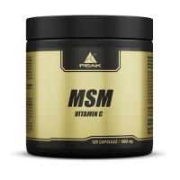 Peak MSM - Vitamin C (120)