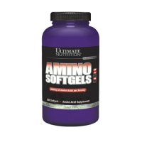 Ultimate Nutrition Amino Softgels (300) (50% OFF - short exp. date)
