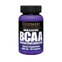 Ultimate Nutrition Massive BCAA (60Caps) (25% OFF - short exp. date)