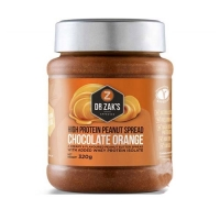 Dr Zaks High Protein Peanut Butter (320g) (25% OFF - short exp. date)