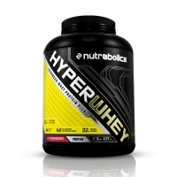 Nutrabolics Hyperwhey (5lbs) (25% OFF - short exp. date)