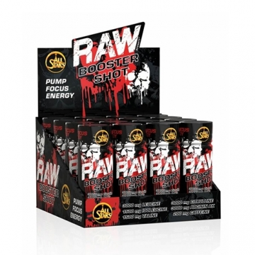All Stars Raw Booster Shot (16x60ml)