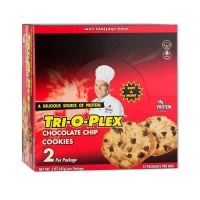 Chef Jays / Tri-o-plex Protein Cookie (12x85g) (75% OFF - short exp. date)