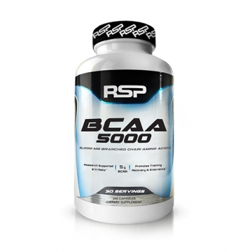 Rsp Nutrition BCAA 5000 (240)