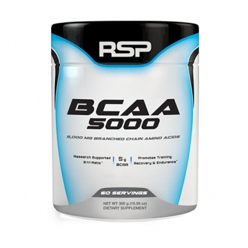 Rsp Nutrition BCAA 5000 (60 serv)