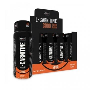 Qnt L-Carnitine Shot 3000 mg (12x80ml)