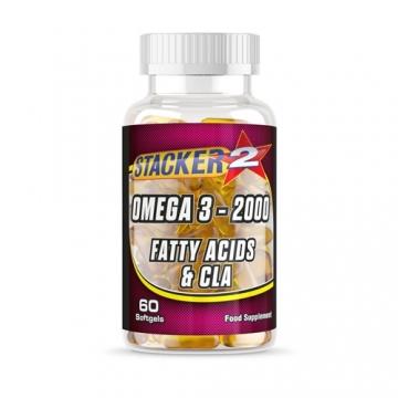 Stacker2 Dexi Omega 3 - 2000 (60)