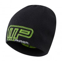 Musclepharm Sportswear Knit Beanie Black (MPHAT471)