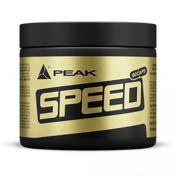 Peak Speed (60 Caps)