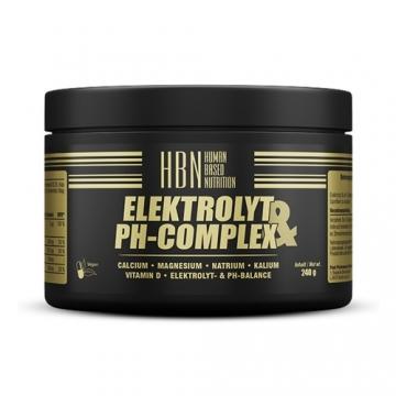 Peak HBN - Elektrolyt & pH-Complex (240 Caps)