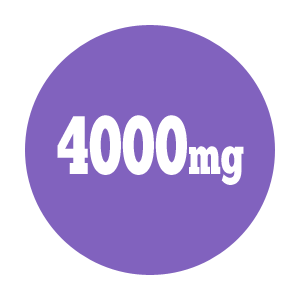 SuperHuman 4000mg BCAA