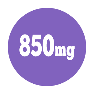 SuperHuman 850mg Regeneration