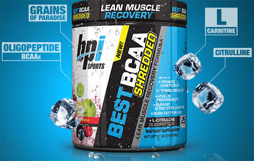 Best BCAA Shredded BPI